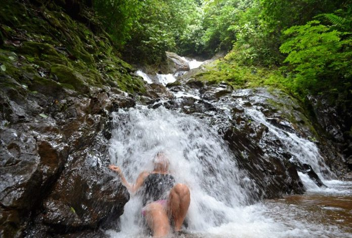 waterfalls costa rica