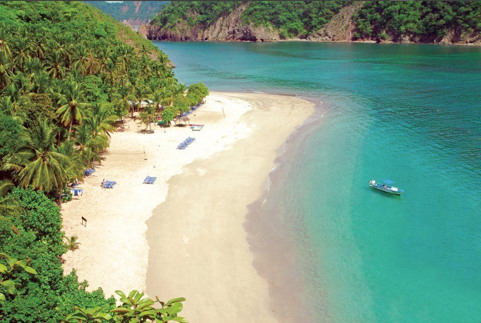 Top  Beaches Of The Caribbean Coast