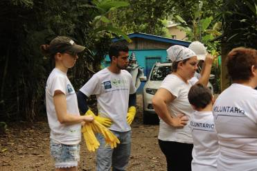 Dominical Recycle Program, Costa Rica