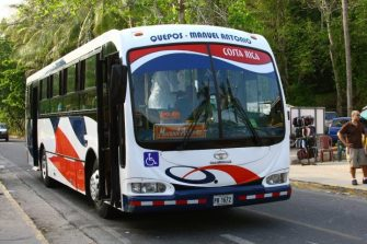 Public Transportation, Costa Rica