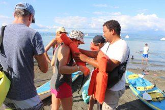 Kayak Tour Golfo Dulce Mangroves