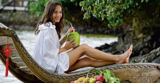 costa rica coconut water