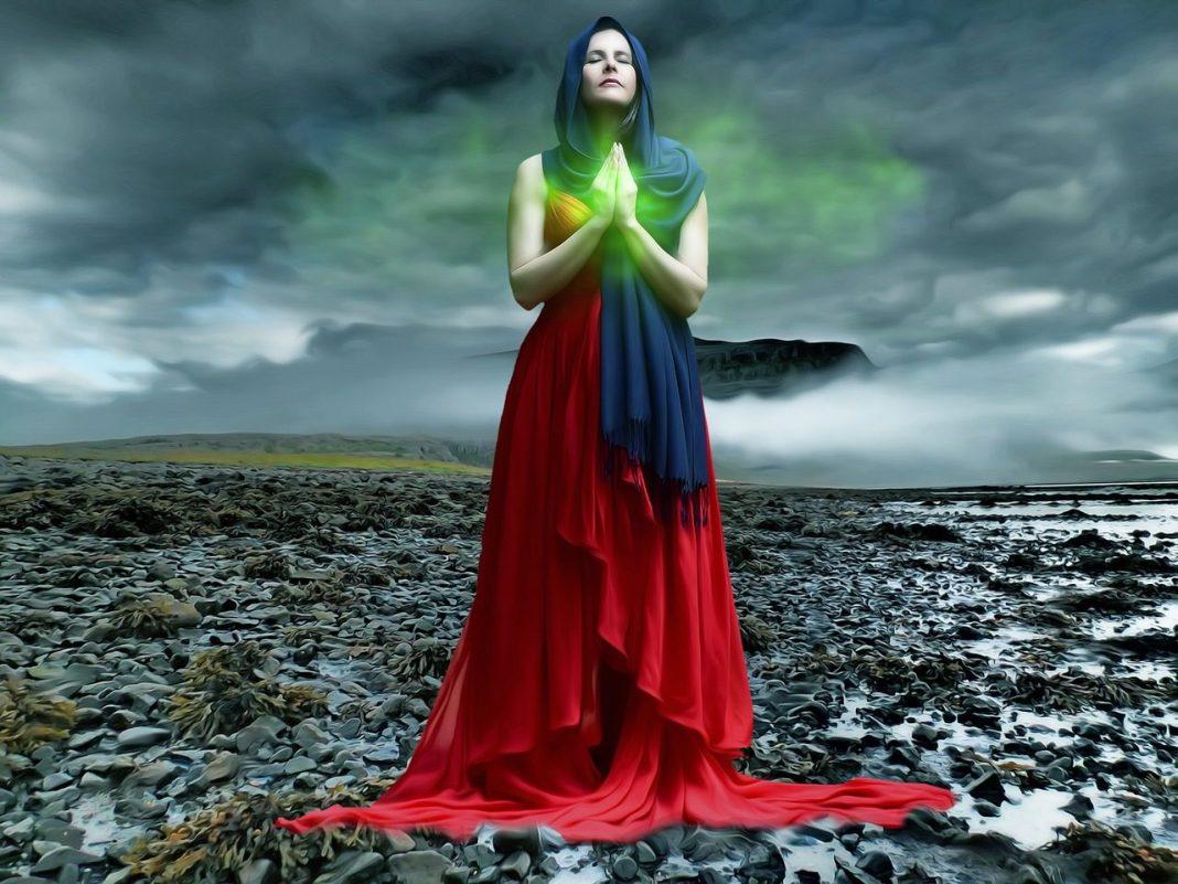 spiritual woman costa rica