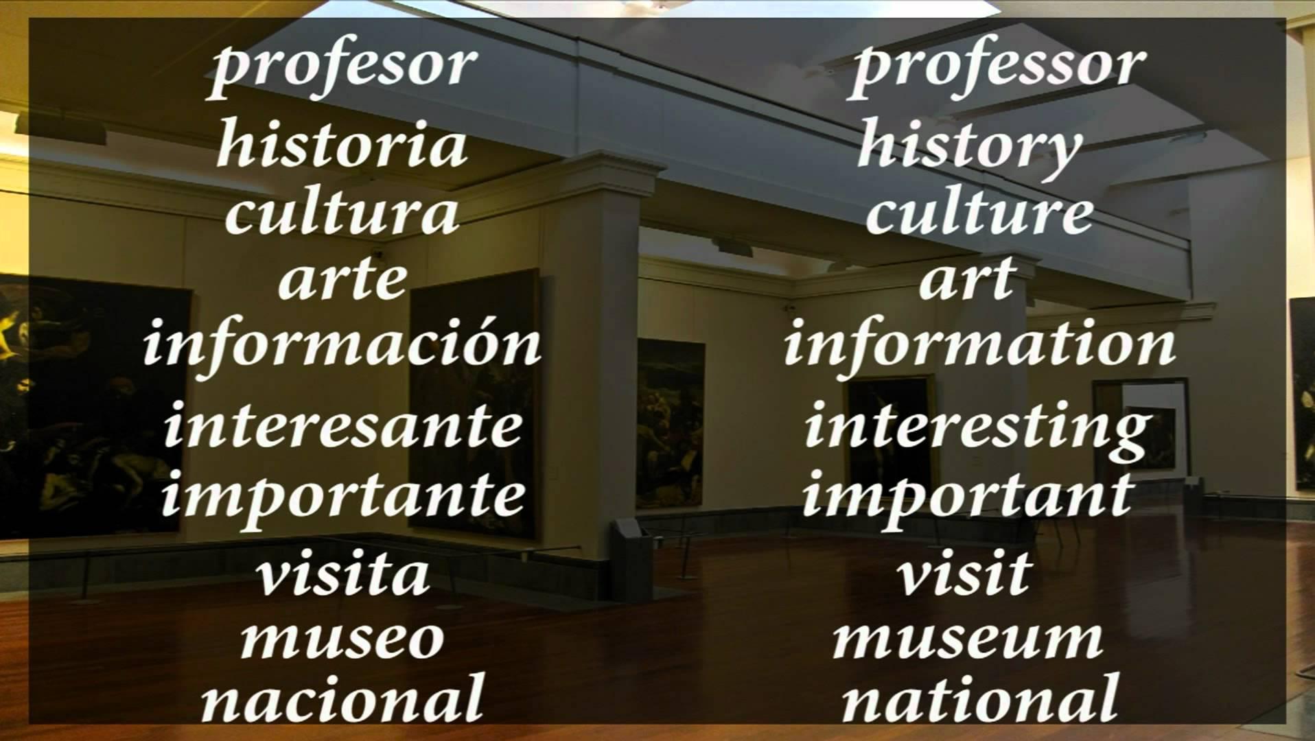 Image Of Food Spanish Cognates English Spanish Cognates Food