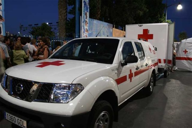 Red Cross Nissan