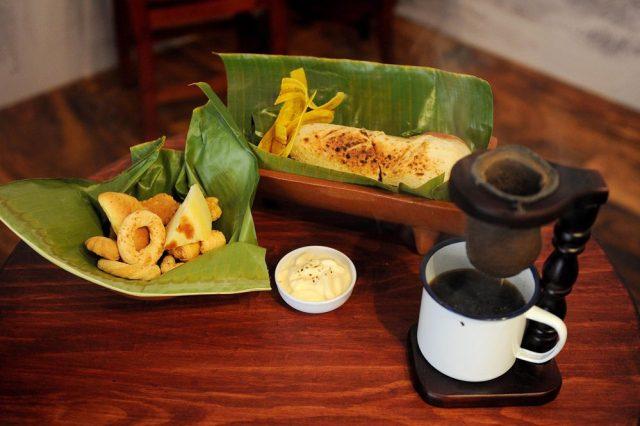The Don Juanito Café menu