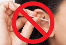 Stop introducing Q-tips to your ears.