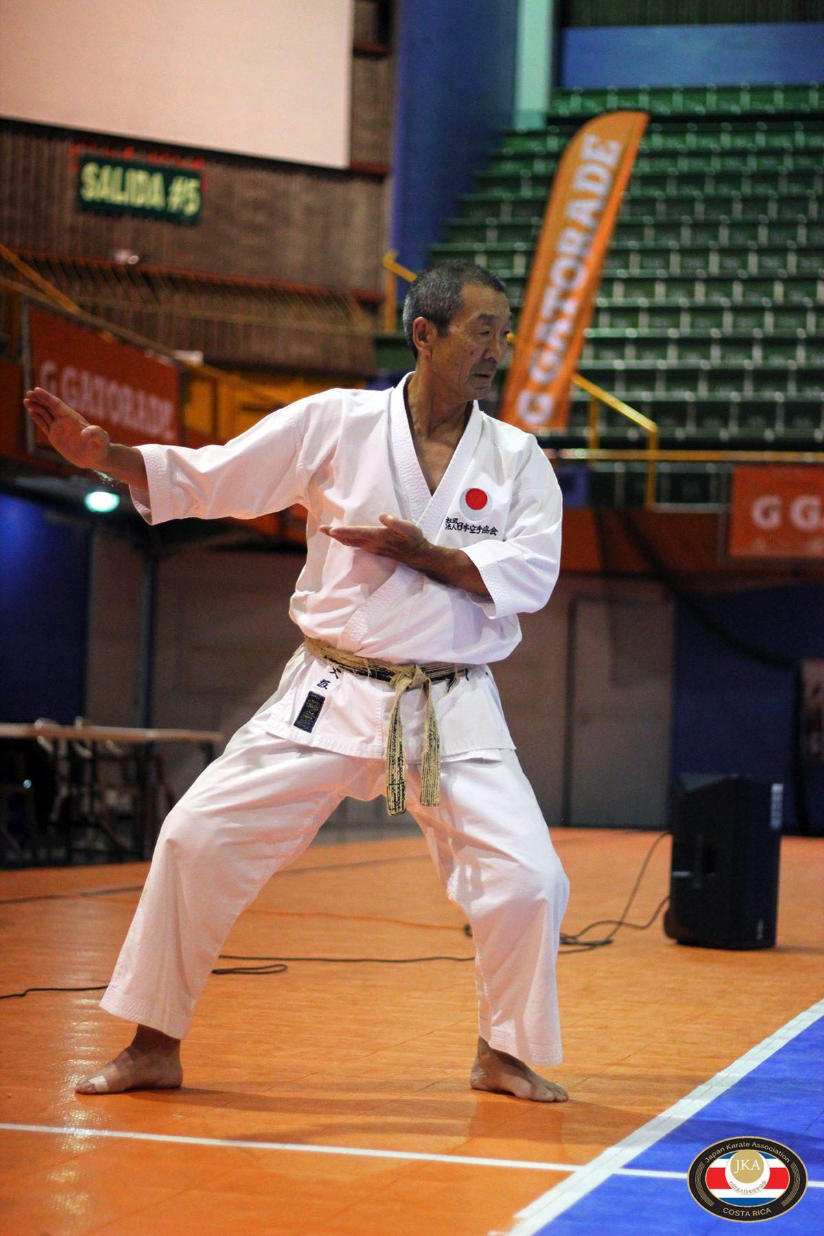 origin of karate the costa rica news