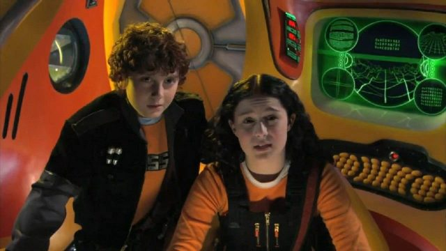 Spy Kids 2 is one of the many Robert Rodríguez films with a huge success.