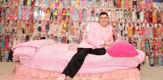 """Stanley Colorite """"Barbie Man"""""""
