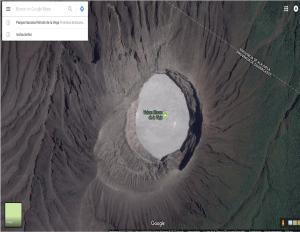 Volcano Satellite