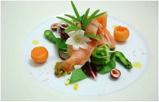 French Cuisine dish