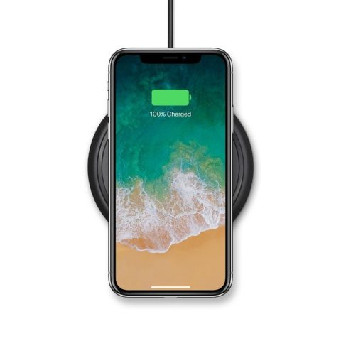 It is provided by wireless charging system