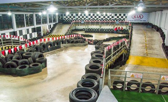 Palmares Karting track