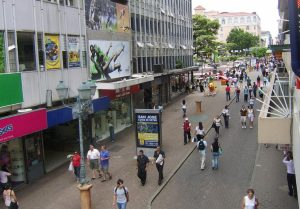 Urban areas are very relaxed and attractive.