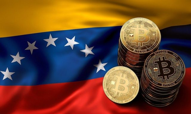 "The creation of a new crypto-currency is supossed to combat the so-called ""Financial Blockade"" against Venezuela."
