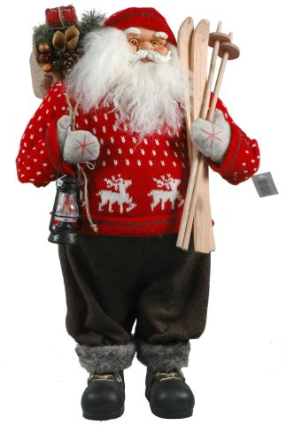 """Julenissen"" is a typical Christmas character in the Norwegian folklore."