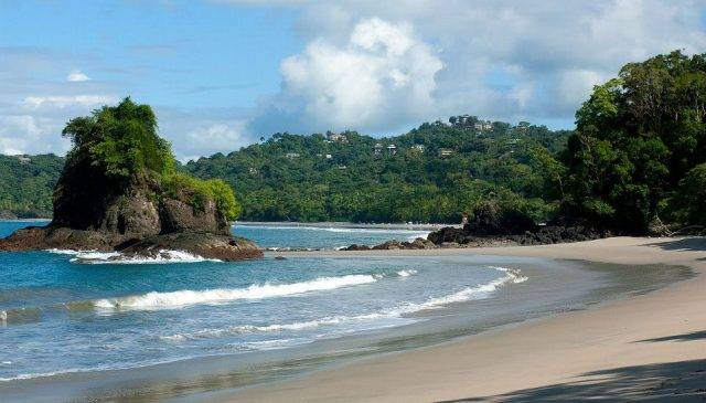 Pacific coastal beaches of Costa Rica are simply spectacular.