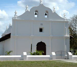 During the Spanish colonial age, small cathedrals were also local schools.