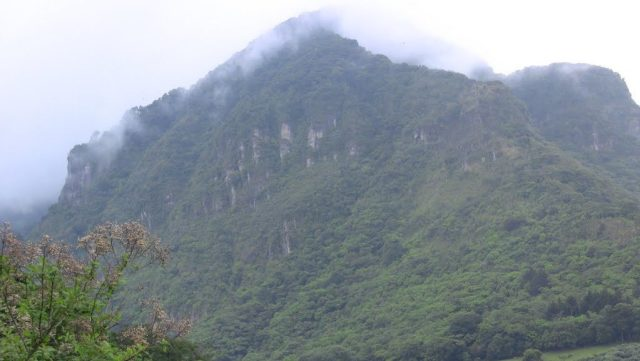 It is one of the most attractive viewpoints in Costa Rica.