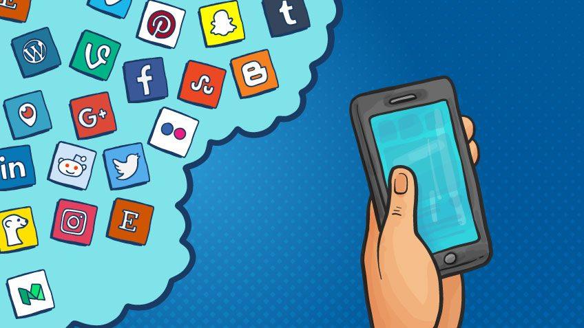 Social Media Wallpaper