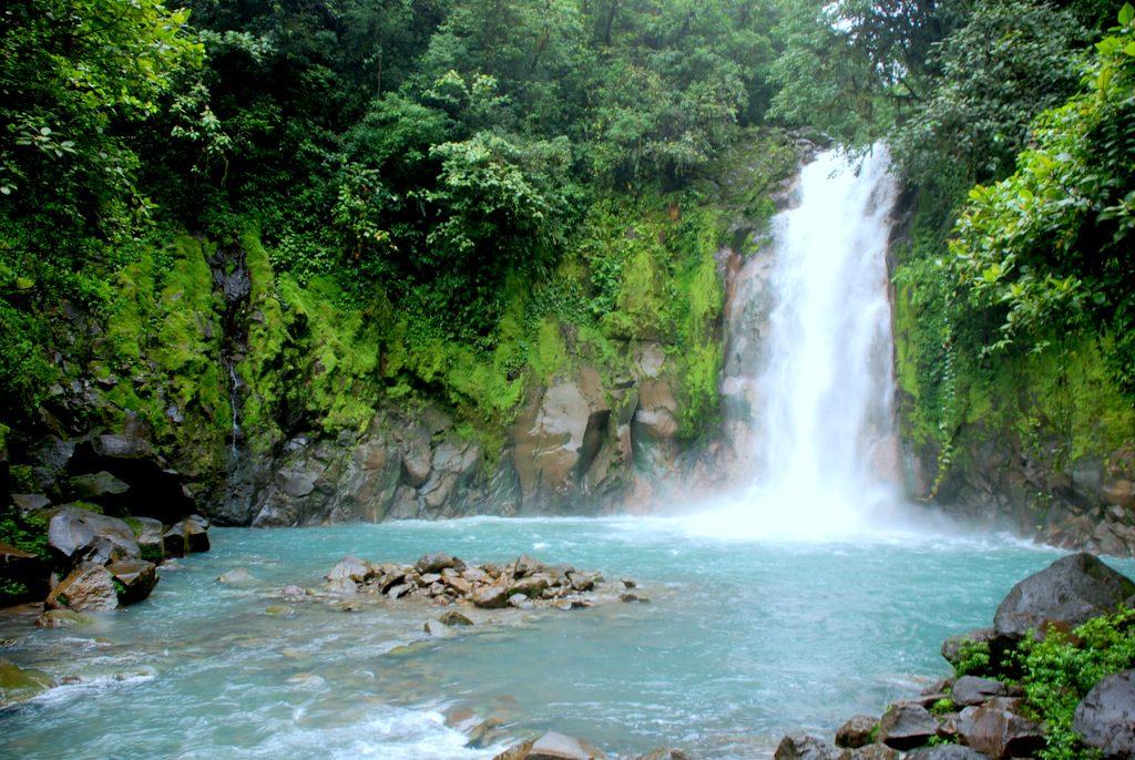 wonderful waterfalls in costa rica the costa rica news