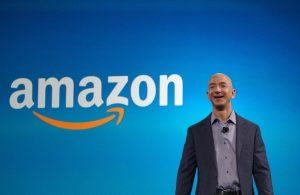 Jeffrey Bezos founded Amazon in 1995.