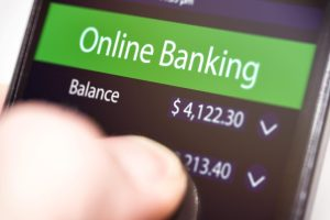 Online banking is also accessible for savings account.