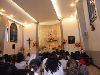 It is a traditional worship place for Catholics in Costa Rica.