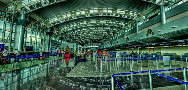 Juan Santamaría Airport is one of the best Central American international airports.