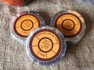 Bicichocolate products are varied and delicious.
