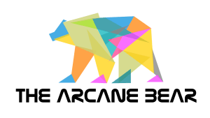 The Arcane Bear Logo
