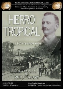 """""""Tropical Iron"""" is a film produced by Mark Baldwin."""