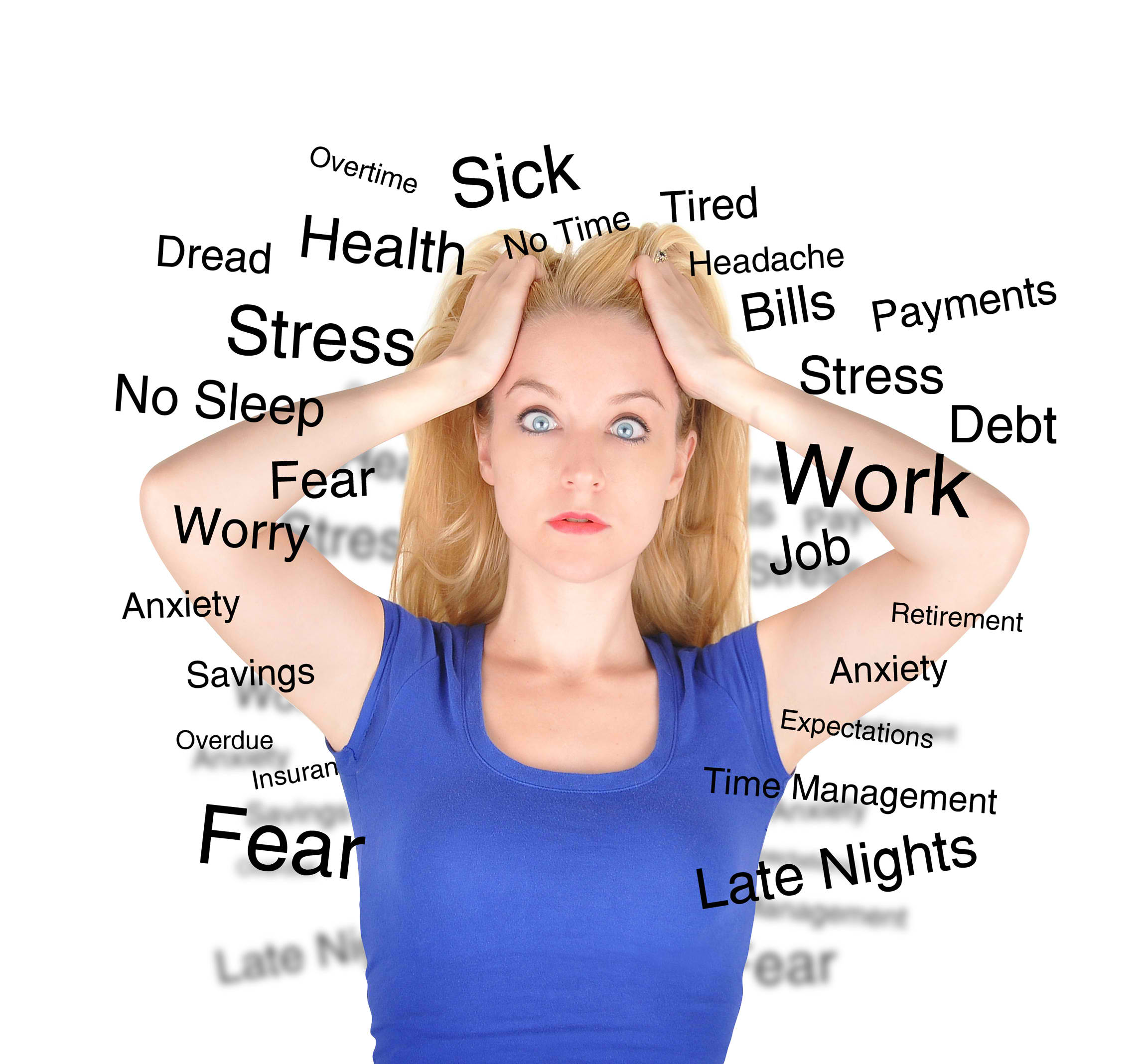 Stress Anxiety Fatigue Therapy And Exercises The