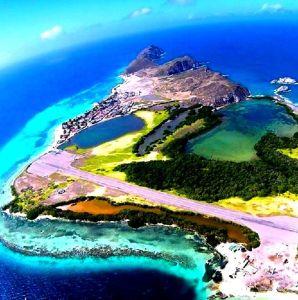 Los Roques is a beautiful destination in Venezuela.