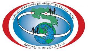Migration Office Costa Rica logo