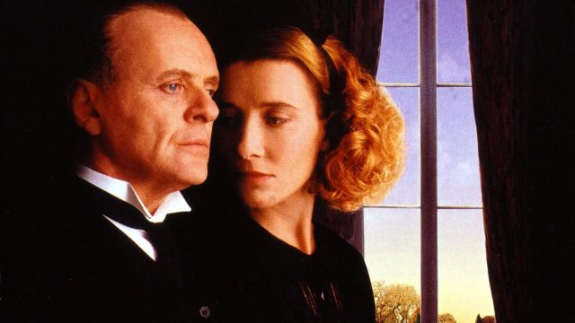 Remains of the Day won 8 Oscar nominations in 1993.
