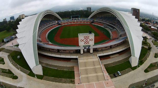 Modern National Stadium of Costa Rica