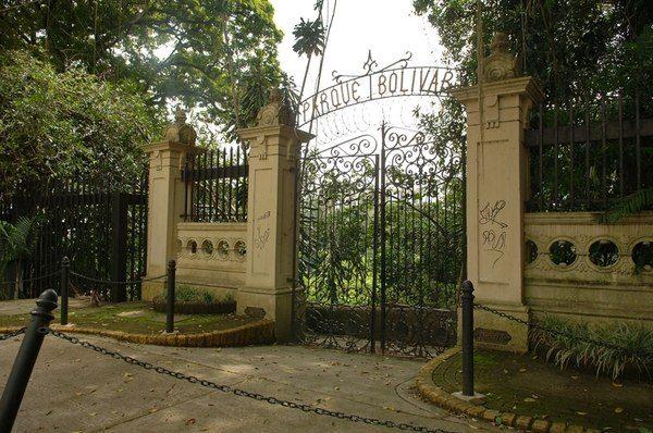 Simón Bolívar National Botanical Gardens