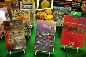 Book Donation by Universidad National de Costa Rica