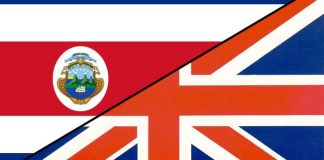 UK vs Costa Rica