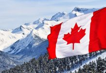 canada flag