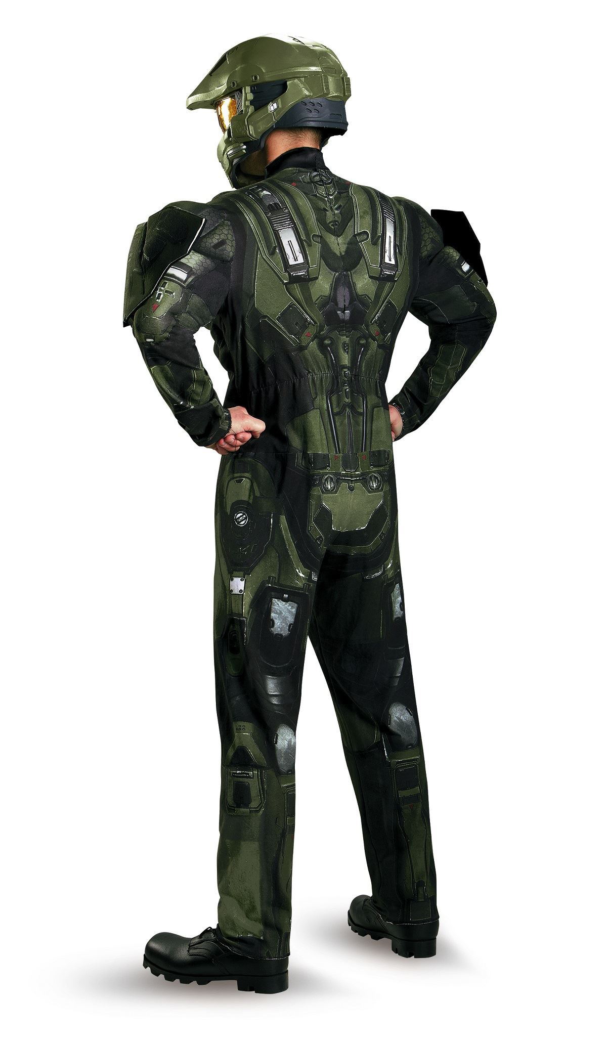 Adult Halo Master Chief Men Deluxe Costume  6999  The