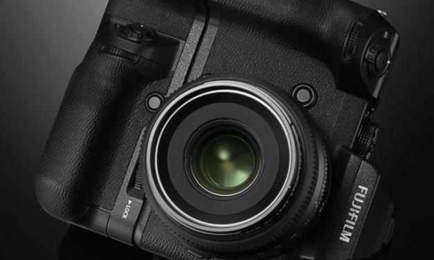 Fujifilm GFX50S Medium Format announced