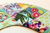 Patchwork Travel Neck Pillow ~ Pattern & Tutorial - The ...