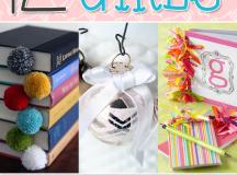 A Dozen Handmade Gifts for Tween & Teen Girls - The ...