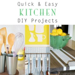 Kitchen Caddy Mat Sets Quick And Easy Diy Projects - The Cottage Market