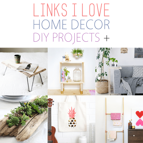 Links I Love Home Decor DIY Projects The Cottage Market