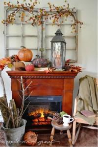 Fresh Fall Farmhouse Decor Ideas and DIY's on Farmhouse ...
