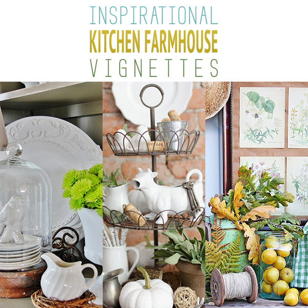 kitchen island centerpiece cost of new inspirational farmhouse vignettes - page 5 14 ...